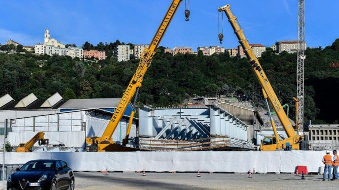 Istraga: Most u Đenovi zapušten 25 godina 1