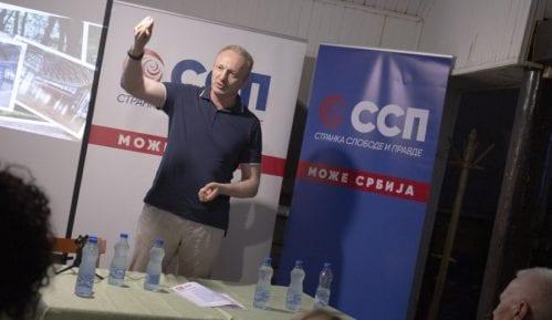 SSP: Vučić uvredama na račun Tanje Fajon pokazao da nije dostojan funkcije 4