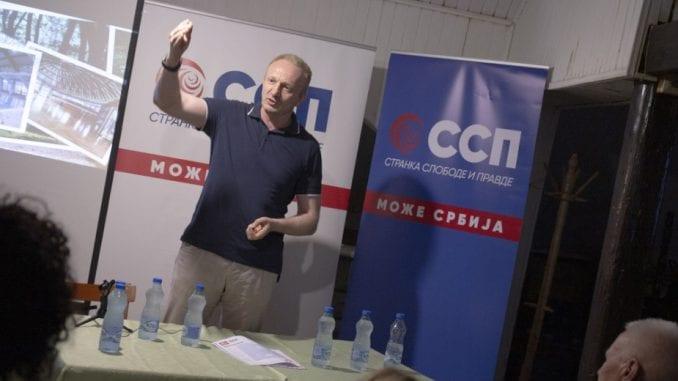 SSP: Er Srbija nikada nije bila nacionalna aviokompanija, građani će platiti dug 1