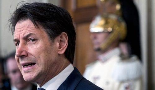Italija: Konte u utorak podnosi ostavku 7