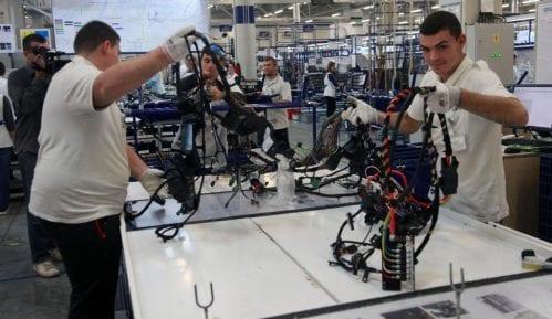 Pad industrijske proizvodnje u Nemačkoj skoro 18 odsto 7