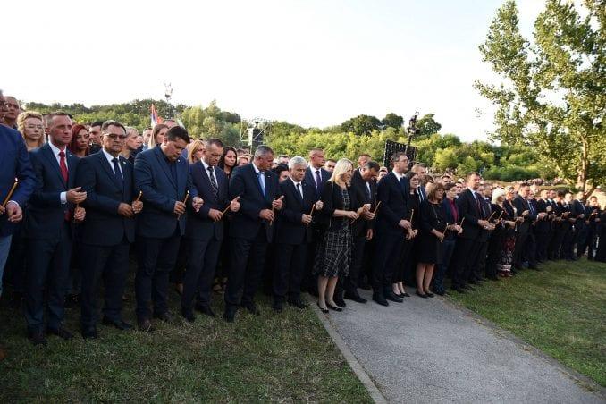 Mladi za ljudska prava Srbije i Hrvatske: Patnju žrtava ne koristiti za ratnohuškačke poruke 2