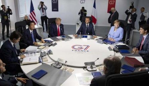 G7: Uradićemo sve neophodno da osiguramo globalni odgovor na pandemiju 6