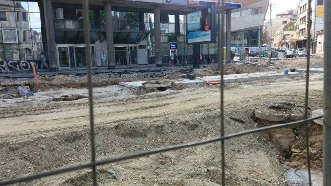 Zbog istovremenih radova u centru Beograda još veće gužve u saobraćaju 4