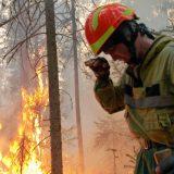 Šumski požar se iz Libana proširio na Siriju 10