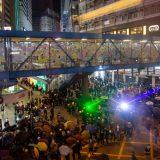 Sajber rat na ulicama Hong Konga: Protestanti laserima protiv kamera 13