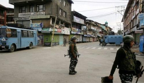 Deveti dan policijskog časa u Kašmiru 13