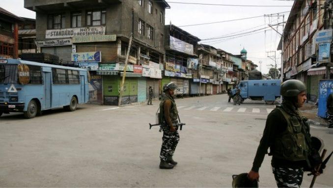 Deveti dan policijskog časa u Kašmiru 1