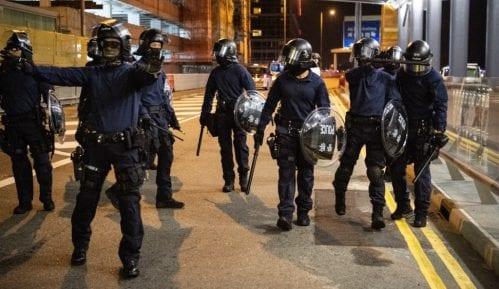 Policija u Hongkongu nakon 12 dana otvorila prilaz univerzitetskom kampusu 9