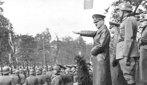 Jevrejska grupa osudila aukciju Hitlerovih govora u Nemačkoj 1