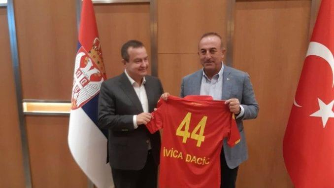 Dačić i Čavušoglu: Bilateralni odnosi najbolji u istoriji Srbije i Turske 1