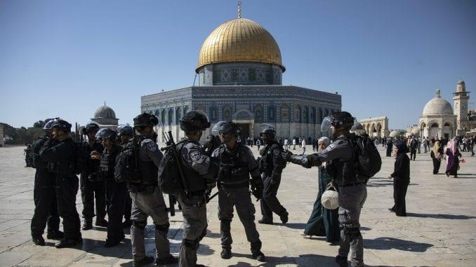 Izraelske snage ubile Palestinca osumnjičenog za napad 1