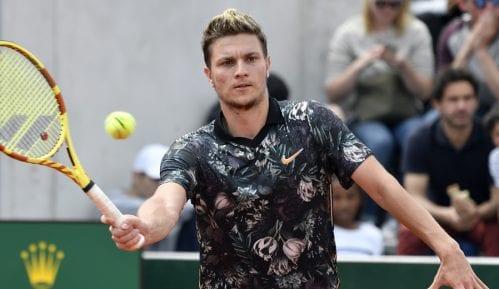 Kecmanović izgubio u prvom kolu mastersa u Rimu 12
