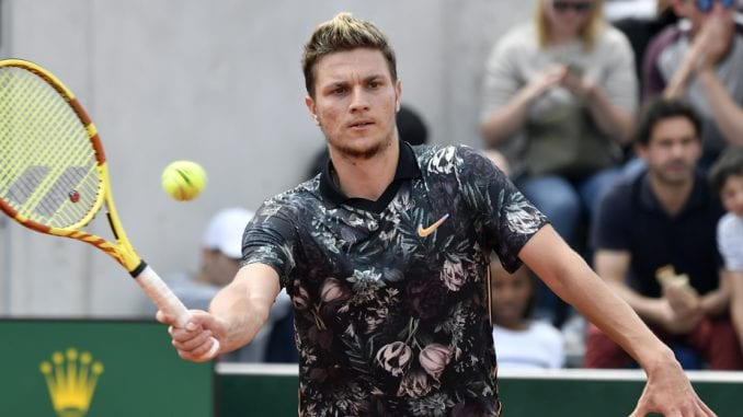 Kecmanović izgubio u prvom kolu mastersa u Rimu 1