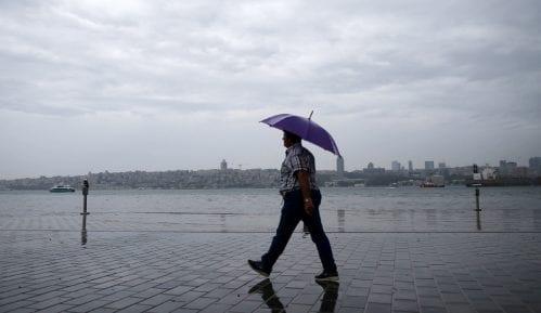 Jedna žrtva oluje u Istanbulu 14