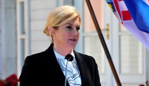 Kolinda Grabar-Kitarović završava svoj predsednički mandat 1