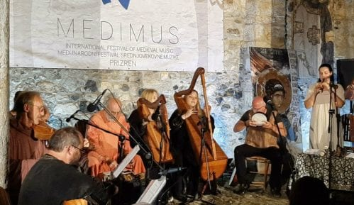Festival u Prizrenu