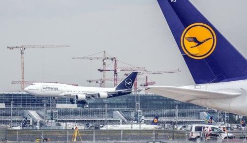 'Lufthanza' otkazuje 23.000 letova od 24. marta do 24. aprila zbog virusa 4