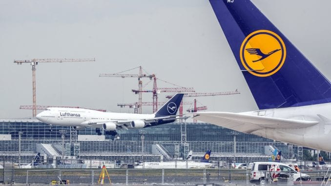 'Lufthanza' otkazuje 23.000 letova od 24. marta do 24. aprila zbog virusa 1