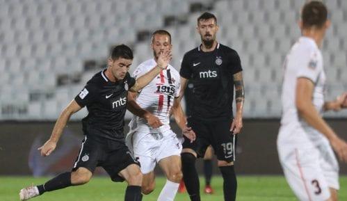 Fudbaleri Partizana, ako prođu Malatiju, u plej-ofu za LE protiv Moldea ili Arisa 13