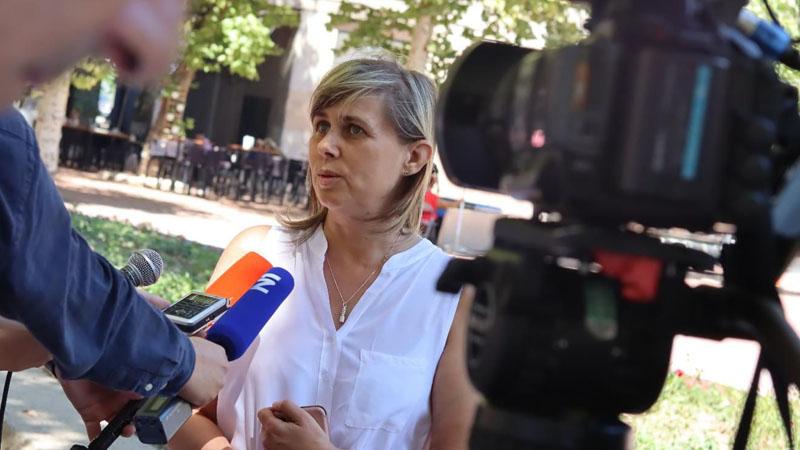 Vlasnica Kanala 9 Maja Pavlović počela štrajk glađu 1
