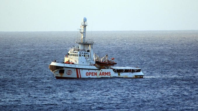Konte: Šest država spremno da prihvati migrante sa spasilačkog broda 1