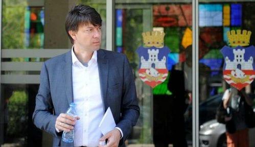Jovanović tražio garancije da fontana i spomenik Nikoli Pašiću neće biti uklonjeni 6