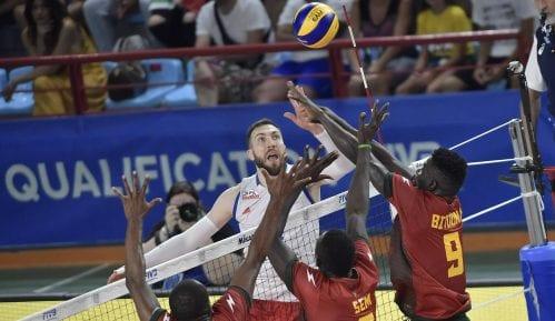 Srpski odbojkaši pobedili reprezentaciju Kameruna 5