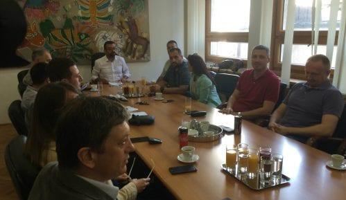 Veselinović na sastanku opozicije: Malo je vremena da se uslovi ispune, vlast praktično zove na bojkot 13