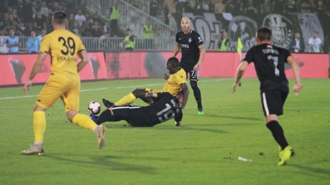 Partizan pobedio Malatiju (3:1) u prvom meču trećeg kola kvalifikacija za Ligu Evrope 1