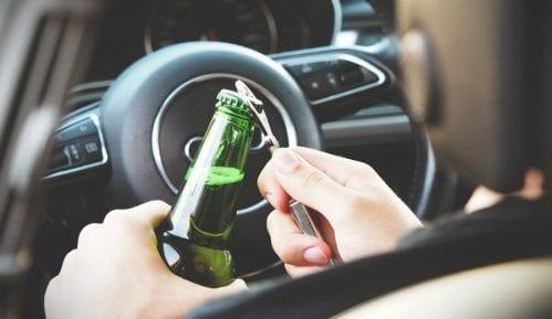 Kragujevac: Muškarac vozio sa 3,39 promila alkohola u krvi 1