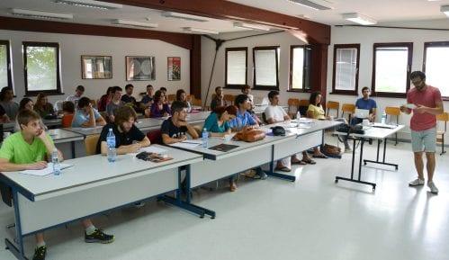 Interesovanje stranih studenata za programe u Petnici rekordno 8