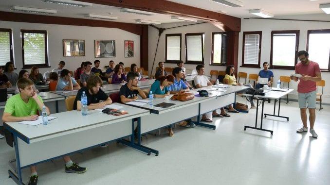 Interesovanje stranih studenata za programe u Petnici rekordno 3