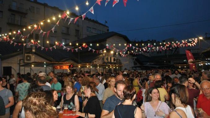 """""""Beogradski noćni market"""" po prvi put na Đermu 2"""
