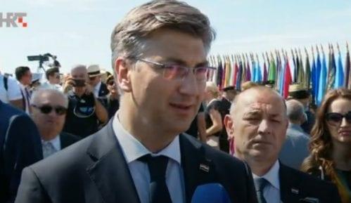 Plenković: Moderna Hrvatska želi da uredi odnose sa susedima 7