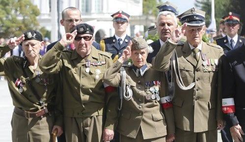 Poljski zvaničnici odali počast grupi koja je sarađivala s nacistima 7