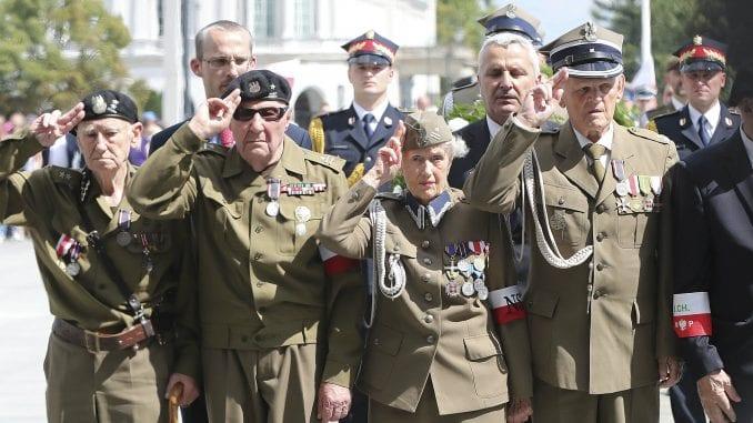 Poljski zvaničnici odali počast grupi koja je sarađivala s nacistima 3