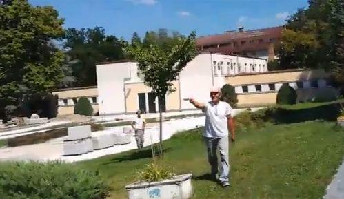Aktivistu napali radnici na gradilištu u Niškoj Banji, hteo da snimi radove 11