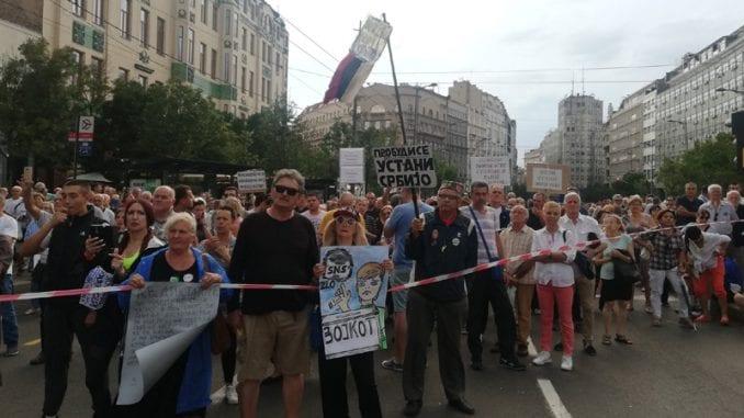 1 od 5 miliona: Nećemo odustati od protesta(VIDEO, FOTO) 1