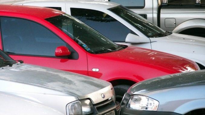 Drastičan pad prodaje automobila u Hrvatskoj 1