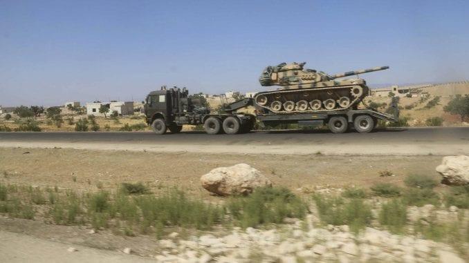 Turska i SAD počele rad na formiranju bezbedne zone na severoistoku Sirije 1