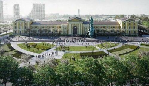 Gradski urbanista najavio završetak rekonstrukcije Savskog trga do Vidovdana 4