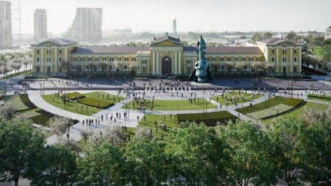 Vesić: Rekonstrukcija Savskog trga najbolje pokazuje kako se Beograd razvija 2