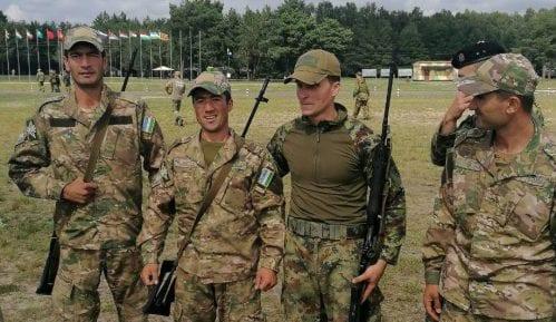 Zlatna medalja za srpskog snajperistu na Međunarodnim vojnim igrama 6