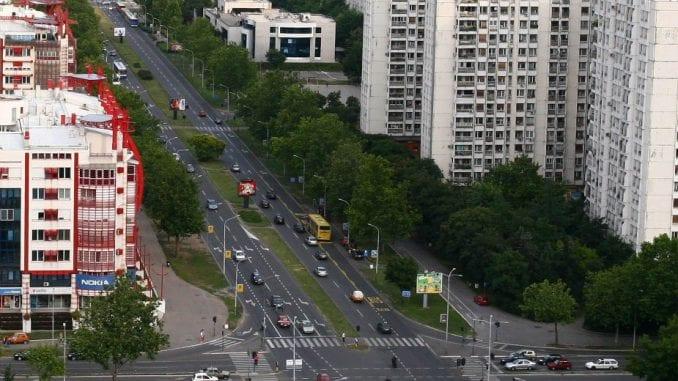 Poginuo radnik na gradilištu u Novom Beogradu 4