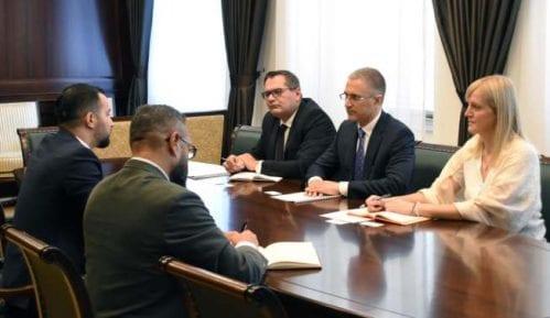 Stefanović sa ambasadorima o argumentima protiv prijema Kosova u Interpol 11