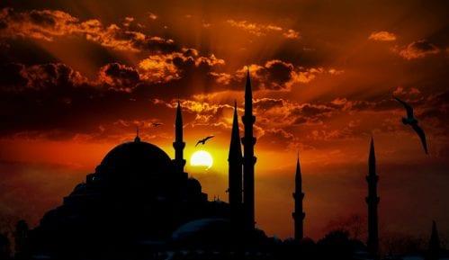 Otvorena najveća džamija u Evropi 6