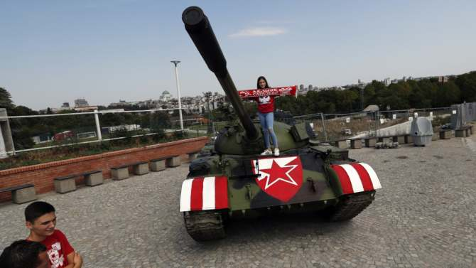 Radić: Tenk korišćen na Kosovu, ne u Vukovaru 3