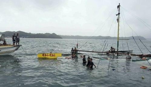 U nesreći tri trajekta na Filipinima 25 mrtvih 11