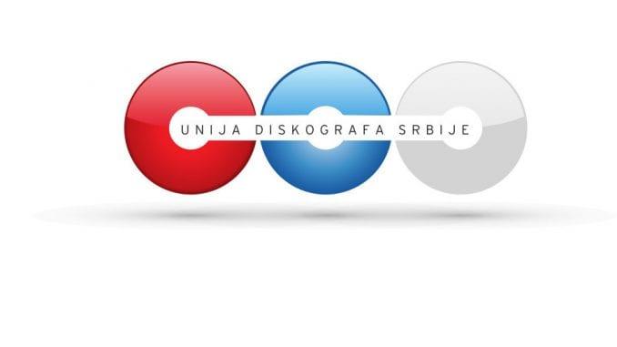 Unija diskografa Srbije: Znatno unapređeno ostvarivanje autorskog i srodnih prava 1
